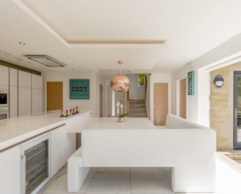 contemporary kitchen fitters manchester