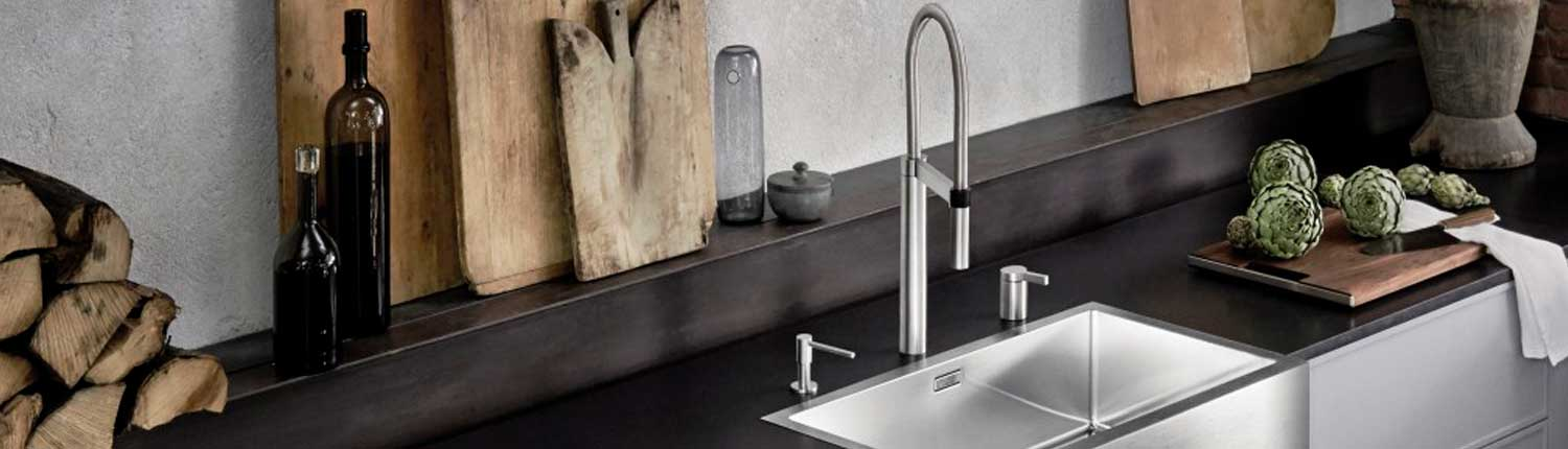blanco sinks and taps manchester
