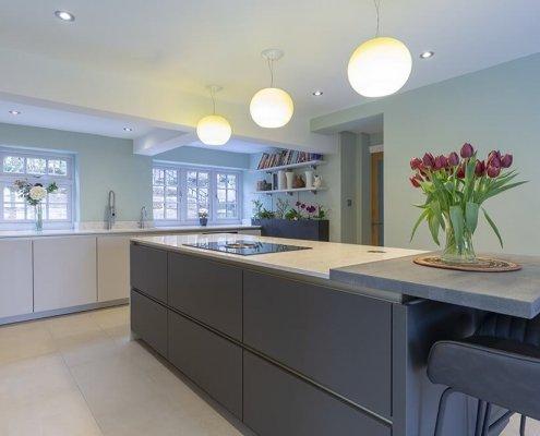 quality kitchens cheshire