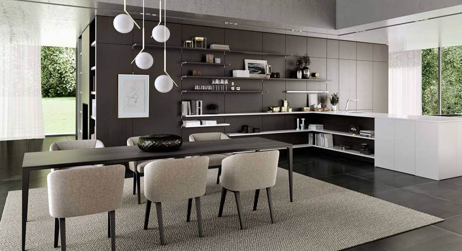 SieMatic Kitchen Interiors Trend Report 2019   ArtHouse Creative